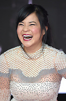 """Kelly Marie Tran<br /> arriving for the """"Star Wars: The Last Jedi"""" film premiere at the Royal Albert Hall, London.<br /> <br /> <br /> ©Ash Knotek  D3363  12/12/2017"""