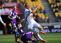 171112 A-League Football - Wellington Phoenix v Perth Glory