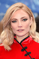 "Clara Paget<br /> at the ""Valerian"" European premiere, Cineworld Empire Leicester Square, London. <br /> <br /> <br /> ©Ash Knotek  D3290  24/07/2017"
