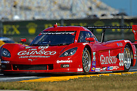 #99 Gainsco/Bob Stallings Racing Chevrolet Corvette of Jon Fogarty, Alex Gurney