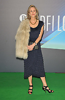 """Nichola Martin at the 65th BFI London Film Festival """"The Phantom of the Open"""" world premiere, Royal Festival Hall, Belvedere Road, on Tuesday 12th October 2021, in London, England, UK. <br /> CAP/CAN<br /> ©CAN/Capital Pictures"""