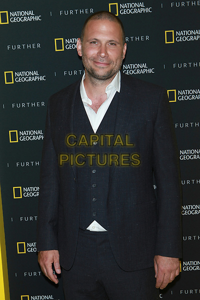 NEW YORK, NY - APRIL 19: Jeremy Sisto at National Geographic's Further Front at Jazz at Lincoln Center on April 19, 2017 in New York City. <br /> CAP/MPI/DC<br /> ©DC/MPI/Capital Pictures