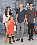 Billy Bob Thornton and family  attends DreamWorks Animation SKG L.A. Premiere of Puss in Boots held at The Regency Village  Theatre in Westwood, California on October 23,2011                                                                               © 2011 DVS / Hollywood Press Agency