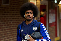 Hamza Choudhury of Leicester City arriving pre match during the FA Cup 4th round match between Brentford and Leicester City at Griffin Park, London, England on 25 January 2020. Photo by Andy Aleks.