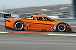 Enzo Potolicchio (3), Driver of 8 Star Motorsports Corvette in action during the Grand-Am of the Americas practice and qualifying sessions at the Circuit of the Americas race track in Austin,Texas...