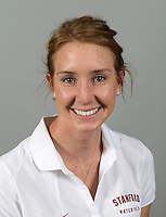 Kaley Dodson member of Stanford women's water polo team. Photo taken Tuesday, September 25, 2012. ( Norbert von der Groeben )