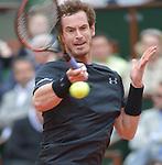 Andy Murray (GBR) defeats Jao Sousa (POR), 6-2, 4-6, 6-4, 6-1
