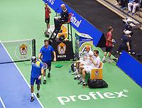 20-12-13,Netherlands, Rotterdam,  Topsportcentrum, Tennis Masters, , , <br /> Photo: Henk Koster