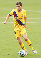 FC Barcelona's Sergi Roberto during La Liga match. July 11,2020. (ALTERPHOTOS/Acero)<br /> 11/07/2020<br /> Liga Spagna 2019/2020 <br /> Valladolid - Barcelona <br /> Foto Alterphotos / Insidefoto <br /> ITALY ONLY
