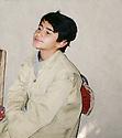 Iraq 1996.Mahmur: Arezu, young PKK's fighter   Irak 1996 A Mahmur, Arezu,jeune combattante du PKK