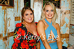 Sarah James from Ballyheigue celebrating her 30th birthday in Benners on Saturday with her best friend Sinead Harrington. L to r: Sarah James and Sinead Harrington.