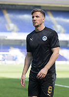 Lee Evans, Wigan Athletic,  during Ipswich Town vs Wigan Athletic, Sky Bet EFL League 1 Football at Portman Road on 13th September 2020