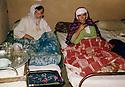 Iran 1982  .Two women in a room of the hospital of Ghalve .Iran 2082  ., GhalveDeux femmes dans une chambre de l'hopital de Ghalve
