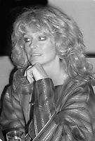 Farrah Fawcett at Studio 54 1977<br /> Photo by Adam Scull/PHOTOlink.net