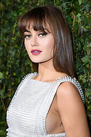 Ella Purnell<br /> arriving for the 2018 Charles Finch & CHANEL Pre-Bafta party, Mark's Club Mayfair, London<br /> <br /> <br /> ©Ash Knotek  D3380  17/02/2018