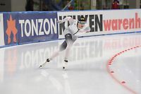 SPEEDSKATING: 22-11-2019 Tomaszów Mazowiecki (POL), ISU World Cup Arena Lodowa, 5000m Men Division A, Patrick Beckert (GER), ©photo Martin de Jong