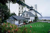 Bristol Ferry Lighthouse