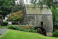 Thomas Dexter's Grist Mill, Sandwiich, Cape Cod, Massachusetts, USA