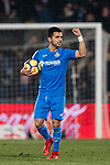 AAA during the La Liga 2017-18 match between Getafe CF and Athletic Club at Coliseum Alfonso Perez on 19 January 2018 in Madrid, Spain. Photo by Diego Gonzalez / Power Sport Images