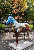 Historic Saratoga Race Course, Saratoga Springs, New York, USA