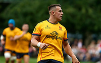 Thursday 9th September 20218 <br /> <br /> James Hume during the pre-season friendly between Saracens and Ulster Rugby at the Honourable Artillery Company Grounds, Armoury House, London, England. Photo by John Dickson/Dicksondigital