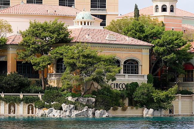 exterior, Circo Restaurant, Bellagio Casino, Las Vegas, Nevada