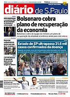 Estado de SP ultrapassa 21,6 mil casos confirmado da doença. (Foto: Fábio Vieira/FotoRua)