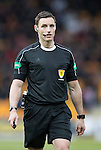St Johnstone v Partick Thistle…11.02.17     Scottish Cup    McDiarmid Park<br />Referee Steven MacLean<br />Picture by Graeme Hart.<br />Copyright Perthshire Picture Agency<br />Tel: 01738 623350  Mobile: 07990 594431