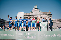 Team Quickstep Floors<br /> <br /> 98th Brussels Cycling Classic 2018<br /> One Day Race:  Brussels > Brussels (201km)