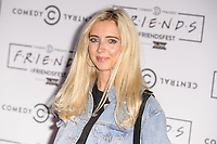 Alice Barlow<br /> at the closing party for Comedy Central UK's FriendsFest at Clissold Park, London<br /> <br /> <br /> ©Ash Knotek  D3307  14/09/2017