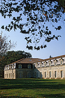 Europe/France/Poitou-Charente/17/Charente-Maritime/Rochefort: L'ancienne corderie royale (construite en 1666 par Colbert) longue de 370 mètres