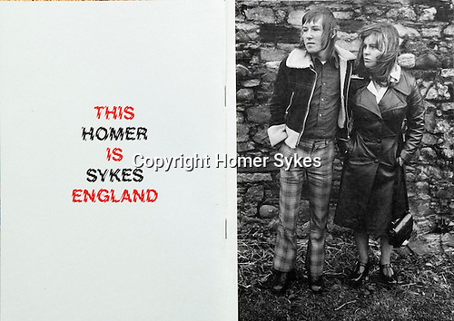 This is England. Poursuite Editions. <br /> <br /> Published 2014 for my exhibition at the Maison de la Photographic Robert Doisneau. Paris. Check out the 'Gallery' on my home page for type of content.<br /> 9 x 6.25 inches 36 pages. <br /> All publishers copies sold out. I have 5 copies left.<br /> POA  only  one or two copies left.