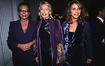 MARINA DORIA DI SAVOIA, SANDRA CARRARO E SANDRA VERUSIO<br /> COCKTAIL PARTY IN ONORE DI GORBACIOV - HOTEL BAGLIONI ROMA 11-2000
