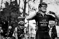 Jolien d'Hoore (BEL/Wiggle-High5) wins her 2nd national elite title<br /> <br /> 2017 National Championships Belgium WE - Elite Women - Road Race (NC)<br /> 1 Day Race: Antwerpen > Antwerpen (102km)