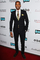 LOS ANGELES, CA, USA - NOVEMBER 18: J. August Richards arrives at the Los Angeles Premiere Of Bravo's 'Girlfriends' Guide to Divorce' held at the Ace Hotel on November 18, 2014 in Los Angeles, California, United States. (Photo by Celebrity Monitor)