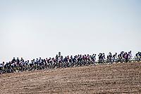 up the Côte de La Roche-en-Ardennes<br /> <br /> 107th Liège-Bastogne-Liège 2021 (1.UWT)<br /> 1 day race from Liège to Liège (259km)<br /> <br /> ©kramon