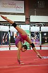 Welsh Gymnastics.Frankie Jones.21.03.13.©Steve Pope