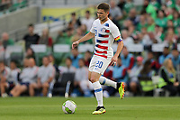 Dublin, Ireland - Saturday June 02, 2018: Wil Trapp during an international friendly match between the men's national teams of the United States (USA) and Republic of Ireland (IRE) at Aviva Stadium.