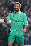 Real Madrid's Dani Carvajal during La Liga match. December 7,2019. (ALTERPHOTOS/Acero)