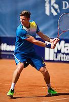September 01, 2014,Netherlands, Alphen aan den Rijn, TEAN International, Antal van der Duim (NED)<br /> Photo: Tennisimages/Henk Koster