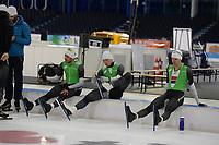 SCHAATSEN: HEERENVEEN: 30-10-2018, IJsstadion Thialf, Topsporttraining, ©foto Martin de Jong