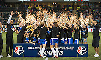 2015  NWSL Championship Final, Oct 1, 2015