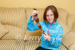 Rachel O'Donoghue Cordal who had to wait until lockdown finished to finally cut her hair for the Rapunzal charity