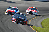 Monster Energy NASCAR Cup Series<br /> AXALTA presents the Pocono 400<br /> Pocono Raceway, Long Pond, PA USA<br /> Sunday 11 June 2017<br /> Erik Jones, Furniture Row Racing, GameStop/Cars 3: Driven to Win Toyota Camry, Kyle Busch, Joe Gibbs Racing, M&M's Red, White & Blue Toyota Camry, Kyle Larson, Chip Ganassi Racing, Target Chevrolet SS<br /> World Copyright: Logan Whitton<br /> LAT Images<br /> ref: Digital Image 17POC1LW3110