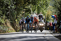 chasing group with Marianne Vos (NED/CCC) and Katrine Aalerud (NOR/Movistar)<br /> <br /> 4th Liège-Bastogne-Liège-Femmes 2020 (1.WWT)<br /> 1 Day Race: Bastogne – Liège 135km<br /> <br /> ©kramon