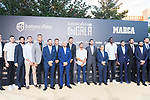 Spanish National Team of Basketball attend photocall previous to the first edition of Spanish Basketball Awards. July 25, 2019. (ALTERPHOTOS/Francis Gonzalez)