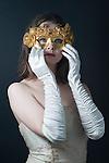 Masquerade Mask Portraits