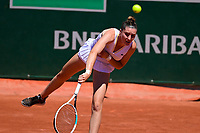 30th May 2021; Roland Garros, Paris, France; French Open Tennis championships, day 1;  Elsa Jaquemot Fra