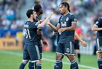 Los Angeles Galaxy v Vancouver Whitecaps, September 29, 2019