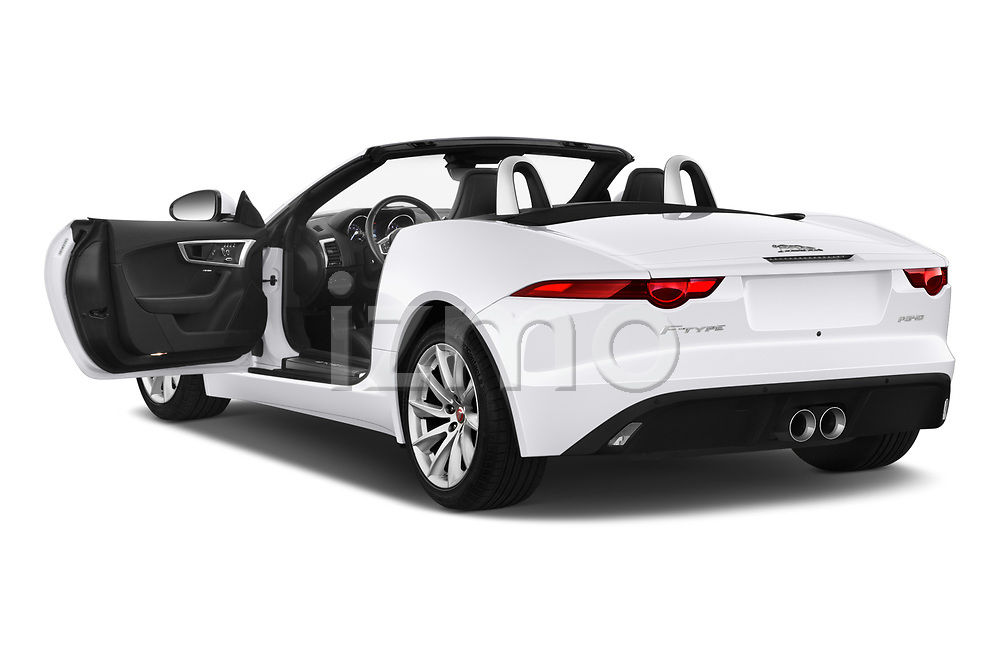 Car images of 2019 Jaguar F-Type - 2 Door Convertible Doors